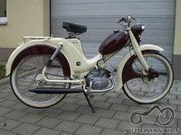 Atsakyta - Sachs Rixe Bj 50cc 1953m