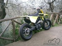 Atsakyta - Yamaha TTR 600