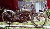 Atsakyta: Harley Davidson 1000 16F (1916)