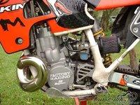 Atsakyta: Honda CR 500R