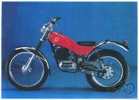Atsakyta: Montesa Cota 172cc