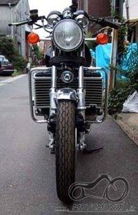 Atsakyta: Suzuki RE 5 1974-1976