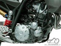 Atsakyta: Variklis Yamaha XT 660, O motociklas Derbi Mulhacen