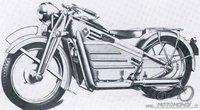 Atsakyta: Victoria-KR9, 497cc , 1936-1937