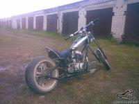 Atsakyta: Wildfire 125cc ||| kas cia?!