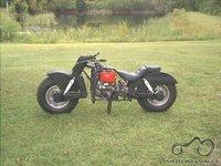 Atsakyta: Will Power Motorcycle
