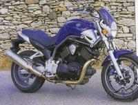 Atsakyta Yamaha BT1100 Bulldog