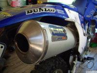 Atsakyta: Yamaha WR 250F