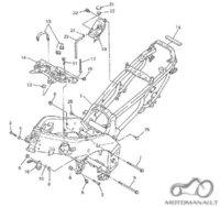Atsakyta: Yamaha YZF600R