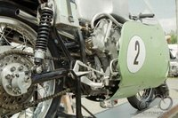 Atspėta. Moto Guzzi V8, Grand Prix Edition