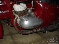 Kokio motociklo cilindrai? Nustatyta: Jawa 360, 1964-1975