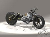 Kokio motociklo dalis? Atsakyta: ECOSSE SPIRIT ES1