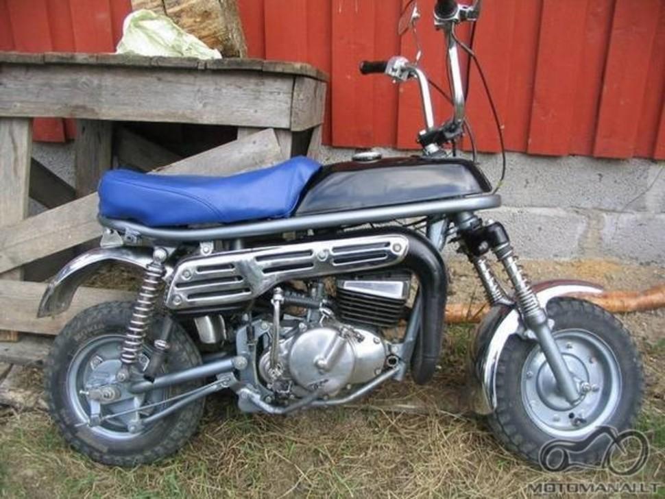 Atsakyta: Suzuki PV50 EPO