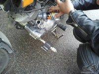 MotorUP Xtreme skystis supilamas tepalo pylimo angą