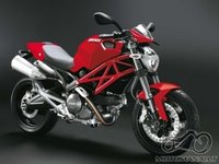 Pavogtas Ducati Monster 696