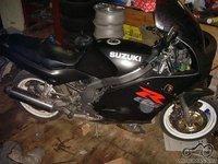 Pavogtas Suzuki GS500e (atsirado)