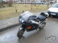 Pavogtas Suzuki GSX-R