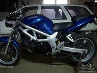 pavogtas Suzuki SV650