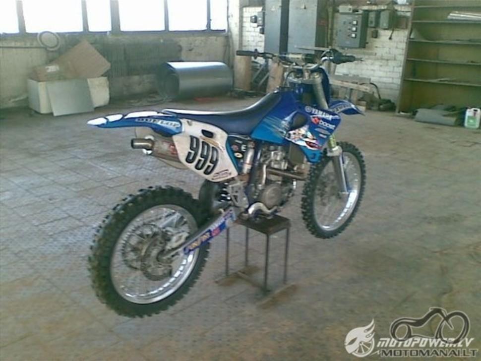 Yamaha YZF426 2002m,