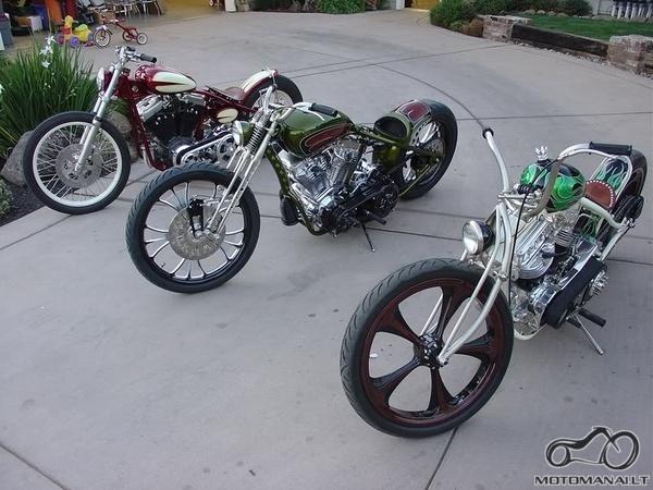 1969 BSA  custom