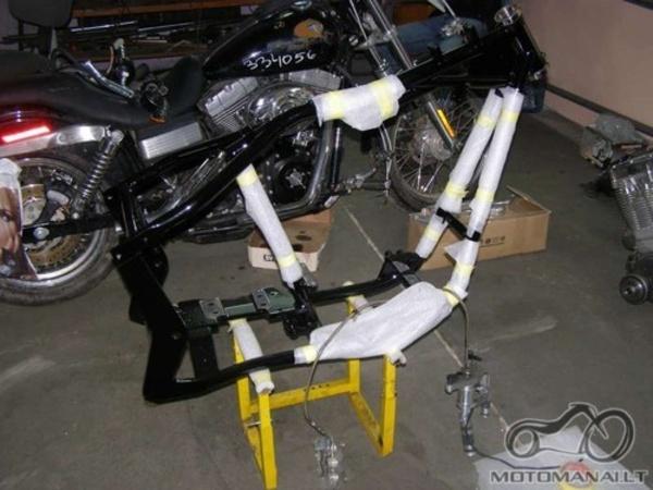Pasiruosiam rema motoro idejimui