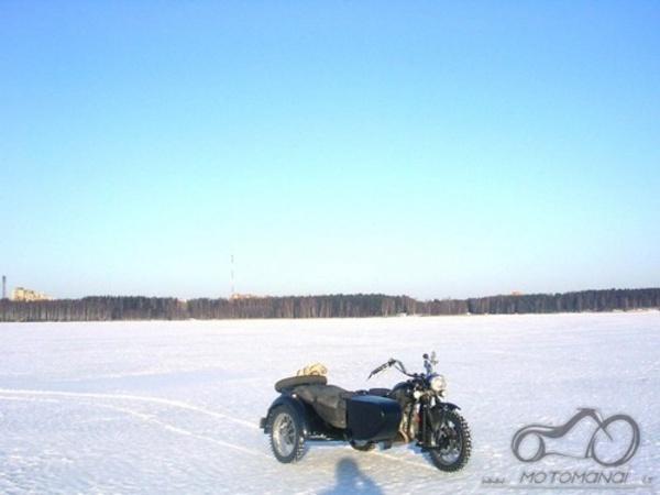 K-750 2WD projektas