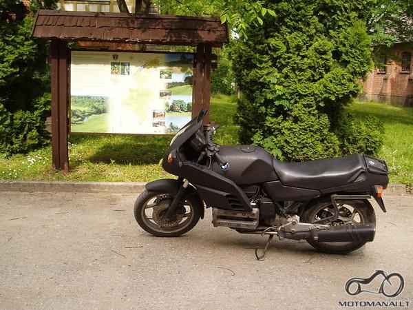 BMW K100RS 2012 vasara