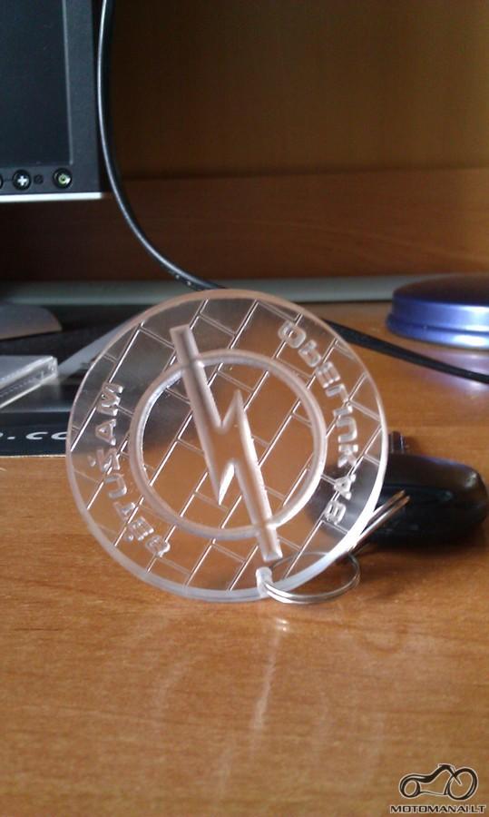 Mano pirmas 3D darbas