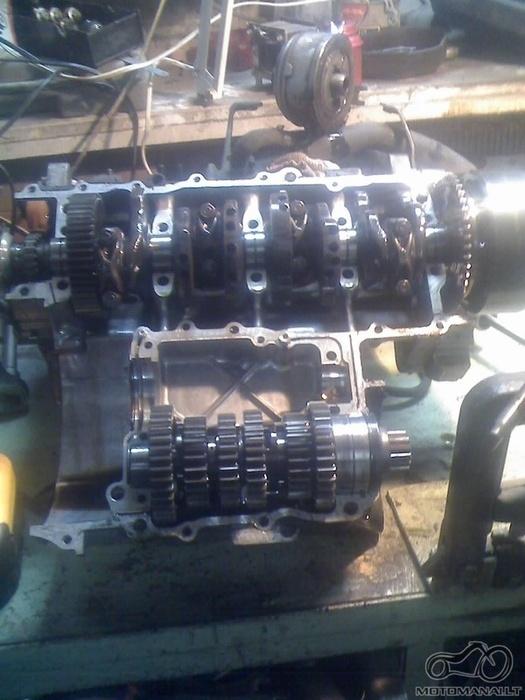 honda cbr900rr tuning