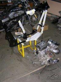 Pasiruosiam motora....