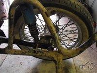 Honda VTX1300 su lopšiu :S