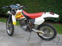 Honda XR250R piktinimas