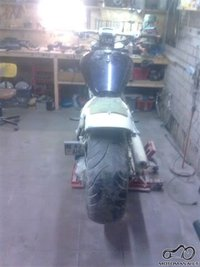 Suzuki 1800 VZR project (step by step)