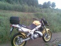 Yamaha TDR 125 - HARDIŠKAS PIKTINIMAS