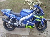 Yamaha TZR atnaujinimas