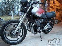Yamaha XJ 600 prikėlimas- UŽBAIGTA