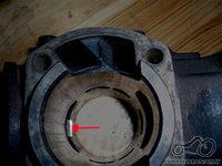Ar butina keisti nauja cilindra?