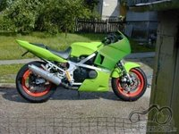 Gal kas žino nuo kokio moto galas labiau tinka Kawasaki?