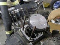 nedidelis variklio atsviezinimas