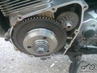 Suzuki bandit starter clutch