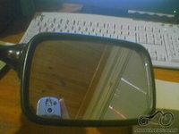 Veidrodėlių stiklų išpjovimas
