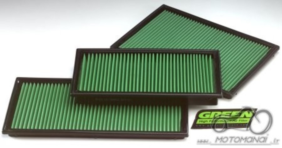 Daugkartinio naudojimo oro filtras
