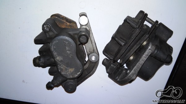 NISSIN Front calipers 1