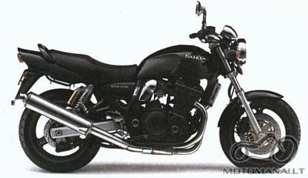 Suzuki GSX750 2000 metu