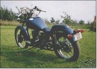 Suzuki Intruder m 1800R vzr m-109 nuo 2006m