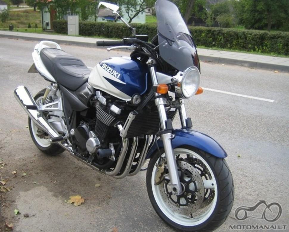 GSX1400 stovio-pirkimo