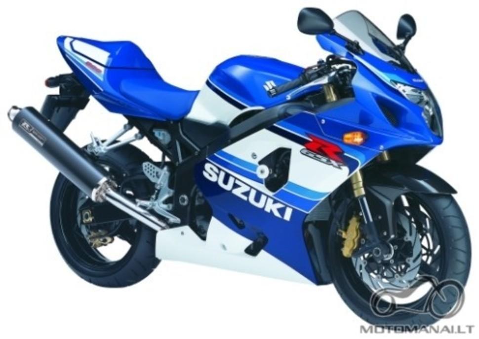 Suzuki GSX-R 600