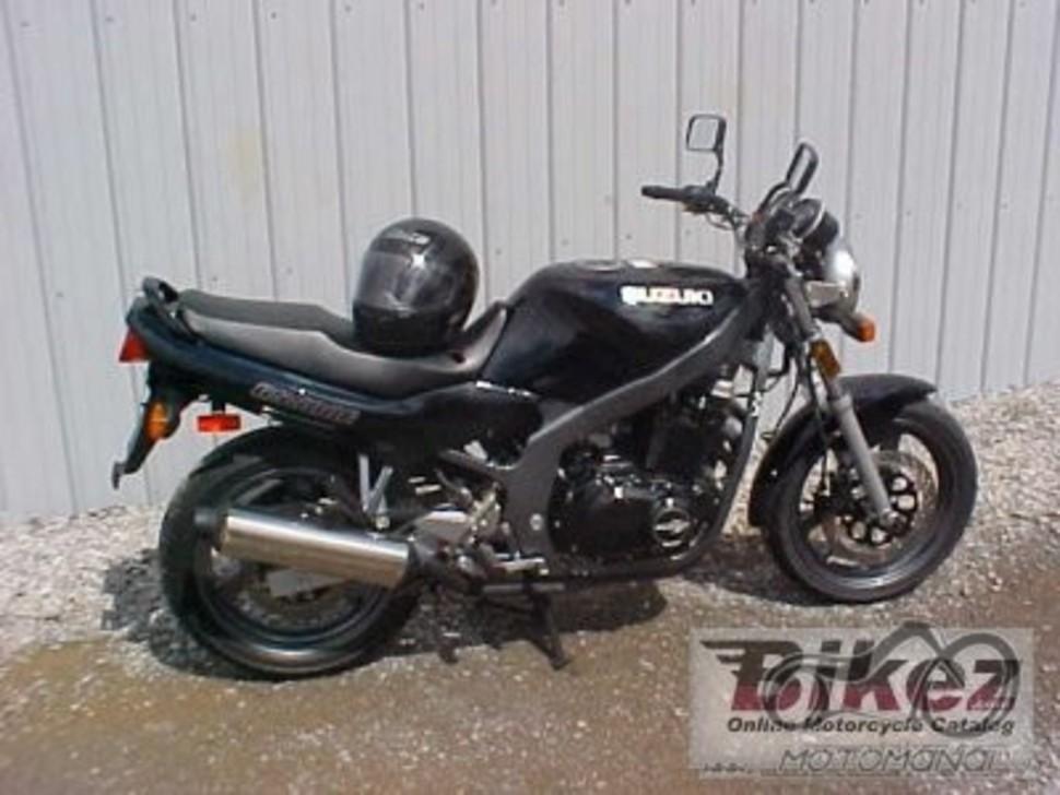 Suzuki GS 500E +-