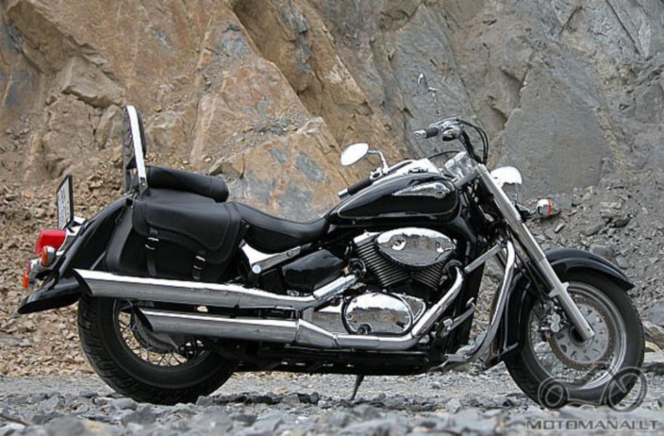 Suzuki Intruder Volusia 800 & Boulevard C50