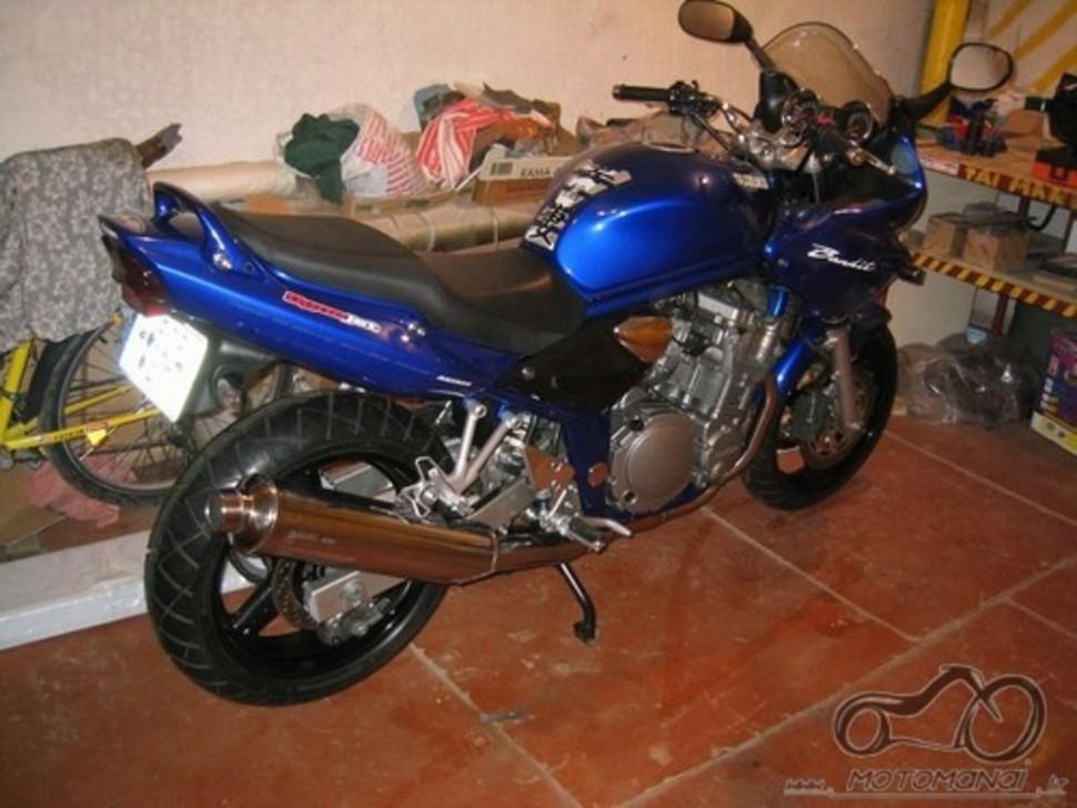 Suzuki bandit +/-